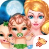 Beauty Mommy's Sweet Castle - Hot Beauty Makeup/Cute Baby Care beauty care logos