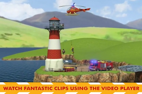 Fireman Sam - Fire & Rescue screenshot 4