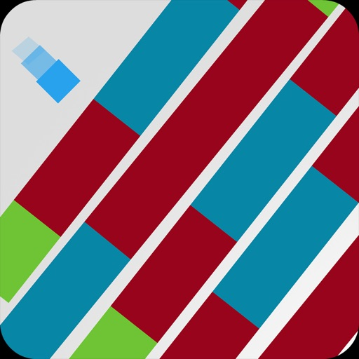 COLOR CUBES - DON'T TAP THE RED iOS App
