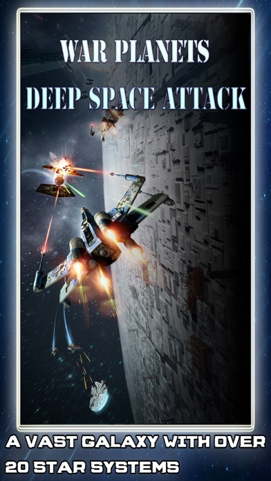 War Planets: Deep Space Attack Screenshot