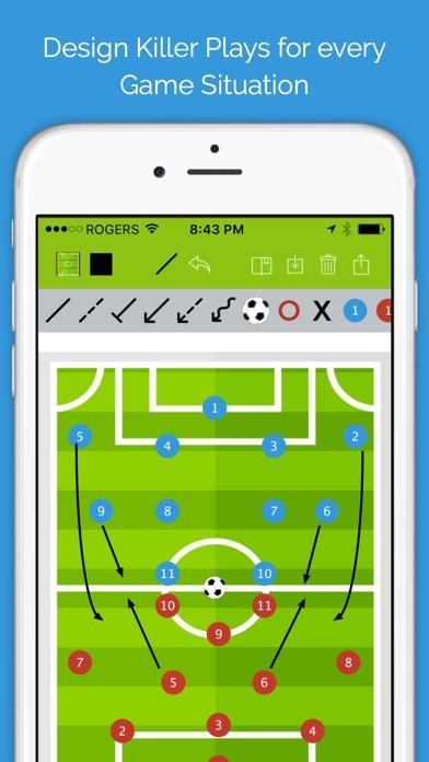 Soccer blueprint on the app store iphone screenshot 1 malvernweather Choice Image