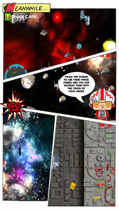 Screenshot #5 for Space Cadets Star Fighter