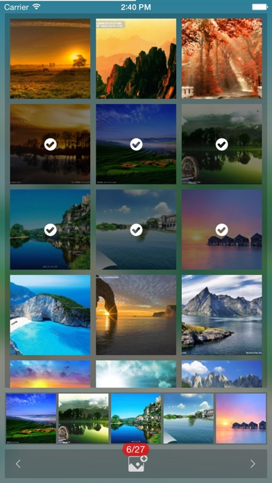 Screenshot #5 for iPicBox Pro - Private Photo Vault