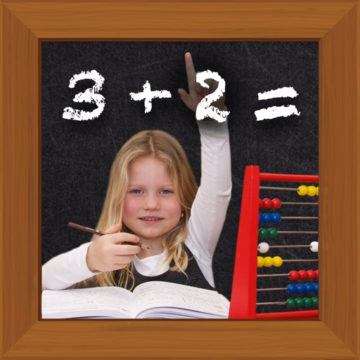 Math Puzzle for kids iOS App