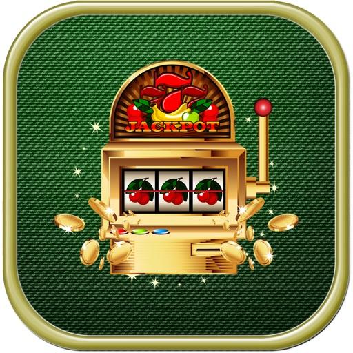 Golden Machine Slots Fruit - Casino Las Vegas Game iOS App