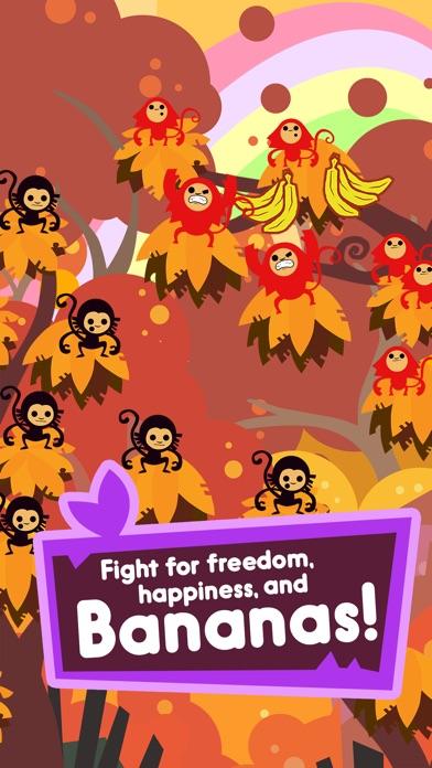 Jungle Rumble: Freedom, Happiness, and Bananas Screenshot