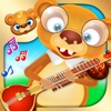 123 Kids Fun MUSIC BOX - Explore the World of Music and Sounds for Toddlers and Preschoolers
