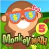 5th Grade Math Curriculum Monkey School Free game for kids