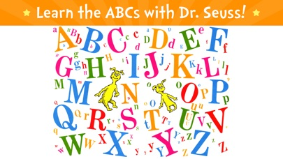 Dr. Seuss's ABC - Read & Learn Screenshot
