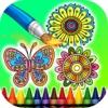 Coloring Book Mandalas
