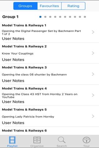 Model Trains & Railways screenshot 2