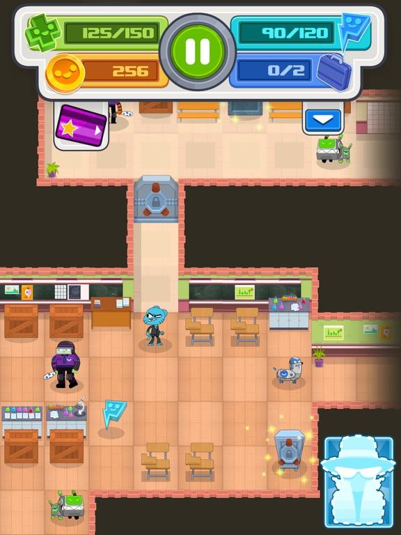 Агент Гамбол — шпионская игра для iPad