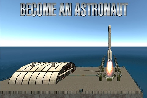 Space Shuttle Simulator 3D Light screenshot 1