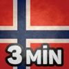 Learn Norwegian in 3 Minutes