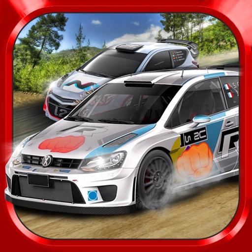 real rally racing rivals driving simulator road race car games iphone ios app. Black Bedroom Furniture Sets. Home Design Ideas