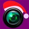 Snap Santa Camera Photo Editor 2016 - Celebrate Your Holiday With Emoji Stickers