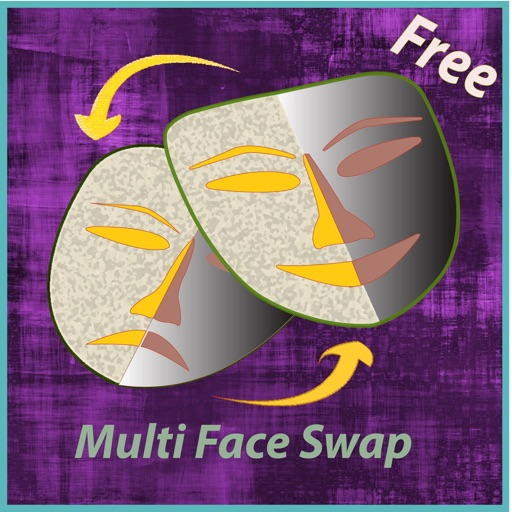 Multi Face Swap HD - get the real fun started iOS App