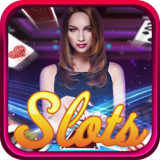 Slots Lady™: THE BEST FREE-TO-PLAY SLOTS Poker Live iOS App