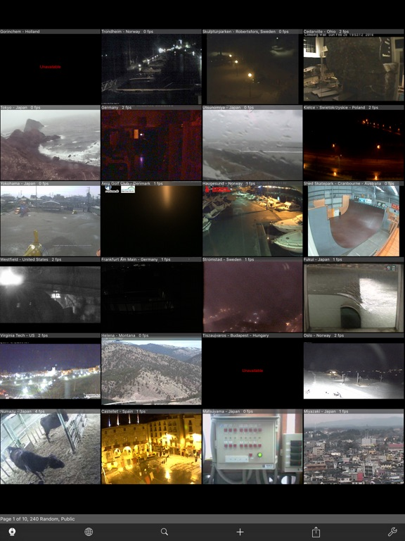 Live Cams Pro Screenshots