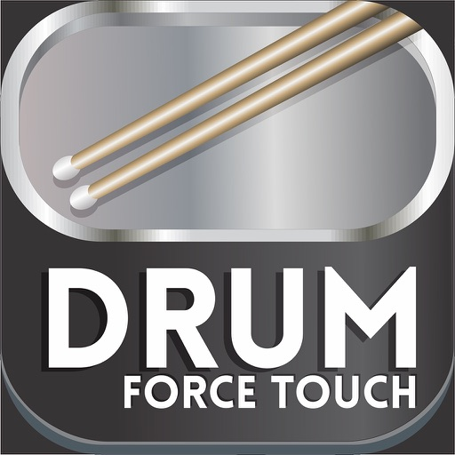 Drum - Touch with Force iOS App