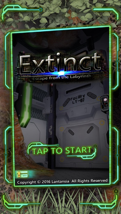 Extinct - Escape from the Labyrinth Screenshot
