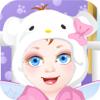 Babypflege Spaß-Spiele