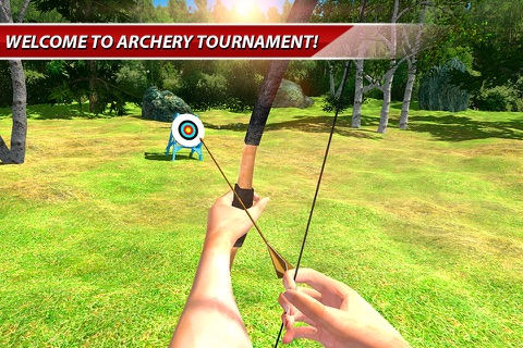 Archery Shooter 3D: Bows & Arrows screenshot 1