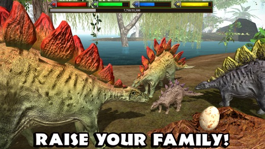 Ultimate Dinosaur Simulator Screenshot