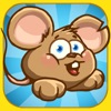 Mouse Maze Free - Top Brain Puzzle Game logo