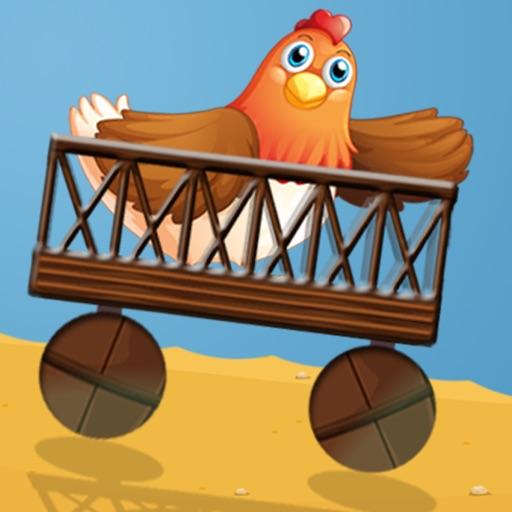 Chicken Kart Racing iOS App