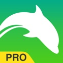 Dolphin Web Browser Pro – Free Ad-Block Extension, Fast Private Internet Downloader, Secure Search Explorer icon