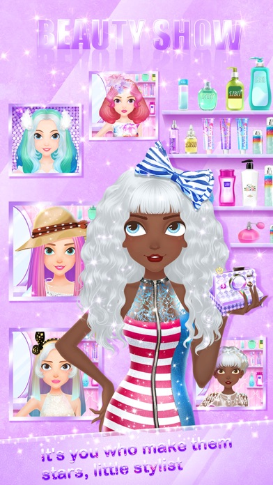 Hair Fashion Girls Makeup Dressup And Makeover Games On The - Games for hairstyle and dress up