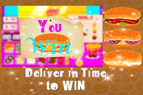 Fast Sandwiches Maker – Crazy cooking & chef mania game for kids screenshot 4