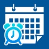 Event Reminder Alarm - Task Timer Countdown with Calendar Days Planner and To Do List Manager
