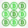 Free Bitcoin BTC-e Price Ticker for mt-gox, bittrex