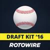 RotoWire Fantasy Baseball Draft Kit 2016