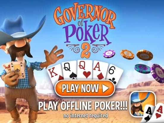 Screenshot #1 for Governor of Poker 2 Premium