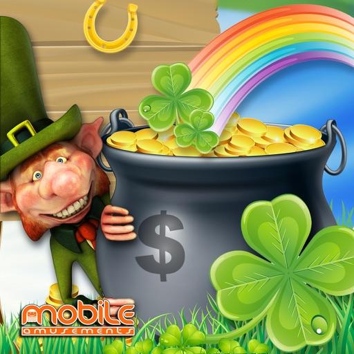 Crock O'Gold Rainbow Riches Slots FREE iOS App
