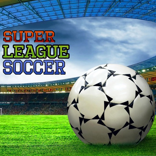 Super League Soccer iOS App