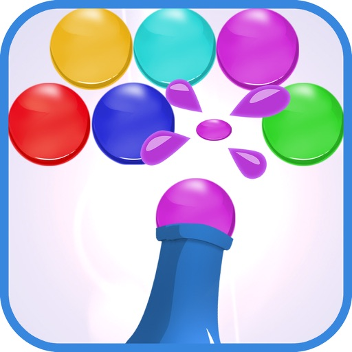 Bubble Shooter Retro iOS App