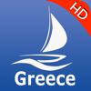 Greece GPS Nautical charts pro