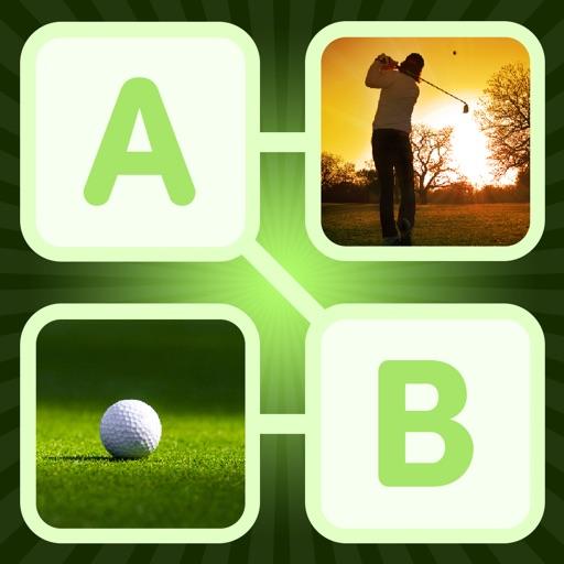 Hidden Words & Pics - Golf Edition iOS App