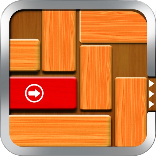 Unblock Free - Slide Block Out, Challenged Puzzle iOS App