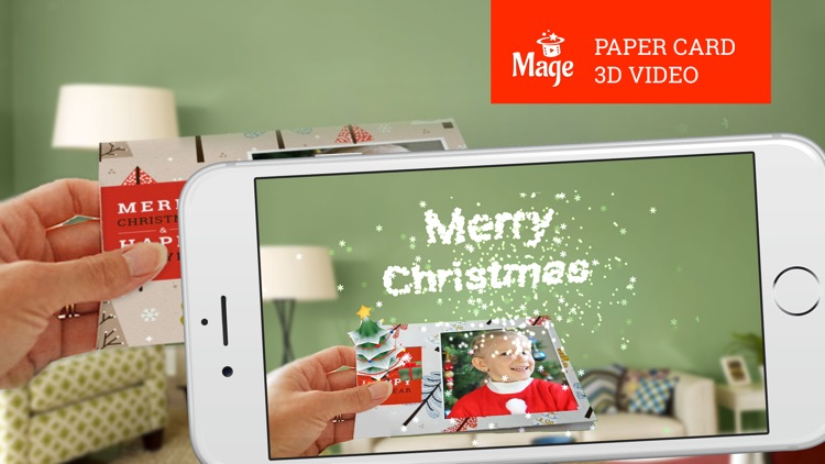 Mage cards custom augmented reality greeting cards by mage inc mage cards custom augmented reality greeting cards screenshot 0 m4hsunfo