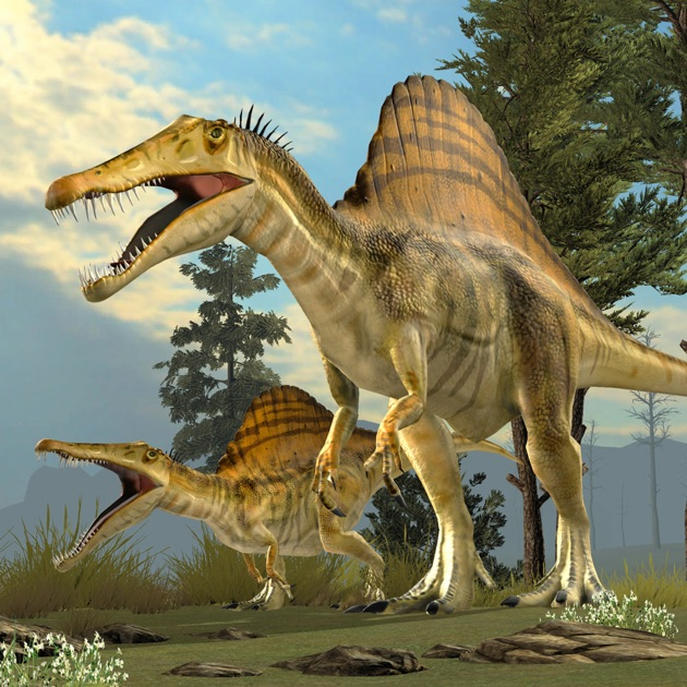 Clan of spinosaurus on the app store for Art 1576 cc
