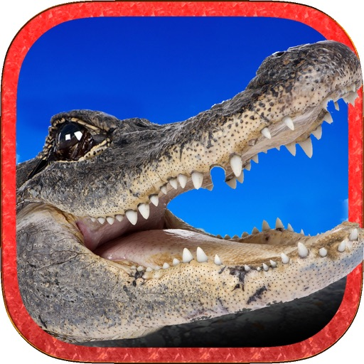 Crocodile Hunting Challenge : Deep water Alligator Attack Simulator