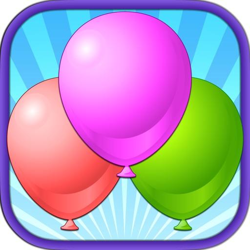 Pop pop pop free balloon burst game bei kong ya xin for Free balloon games