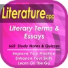 Literary Terms & Essays Encyclopedia : 1200 Literary Terms & Concepts books literary merit