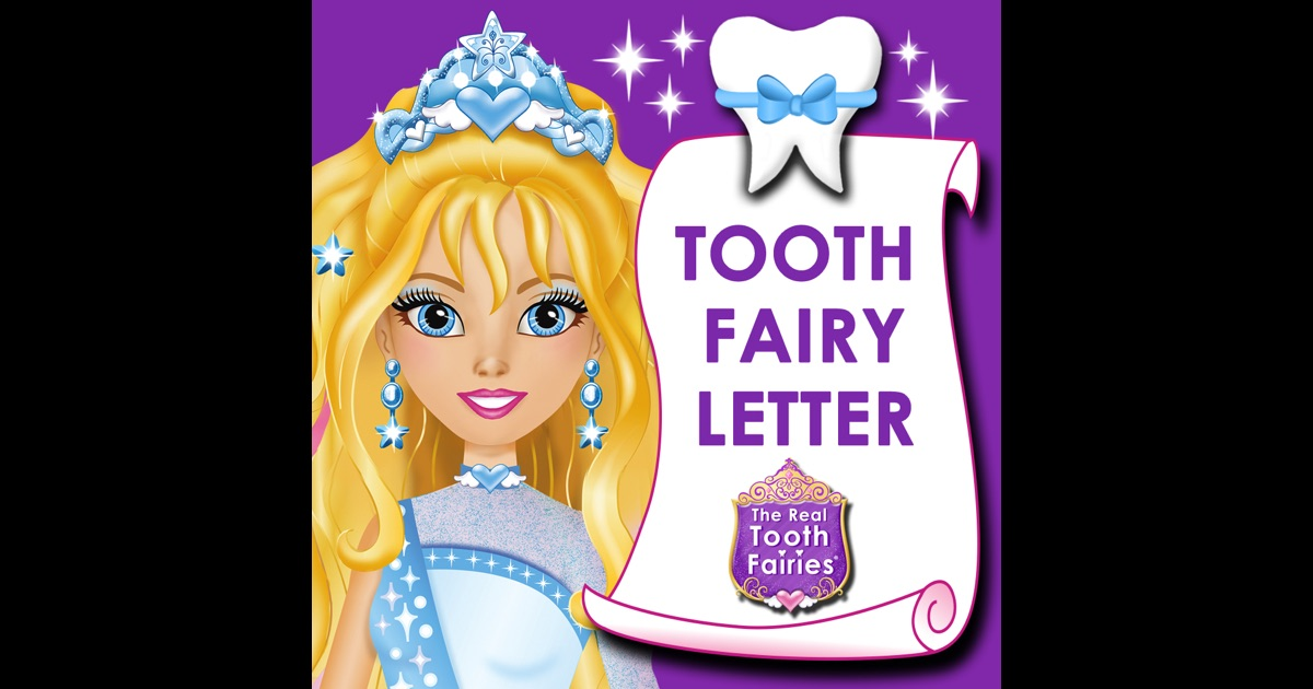 the real tooth fairies apps on the app store. Black Bedroom Furniture Sets. Home Design Ideas