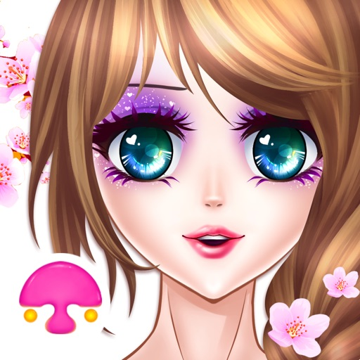 Japanese Anime Spa Salon iOS App